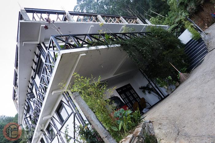 Chez Allen, en Nuwara Eliya