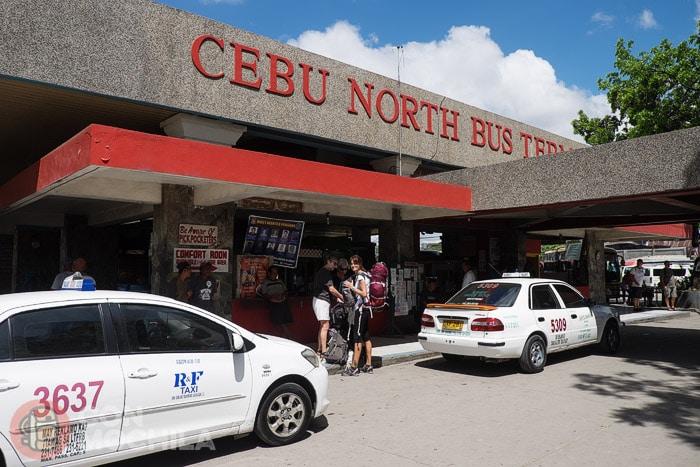 Estación de autobuses Norte de Cebu