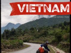 Descárgate gratis el libro Ruta en moto por Vietnam con mochila