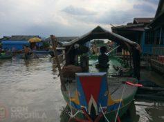 Kampong Chhnang con mochila: los pueblos flotantes del Tonle Sap