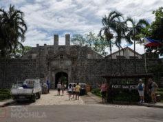 Ciudad de Cebú, punto de partida a las islas Bisayas de Filipinas