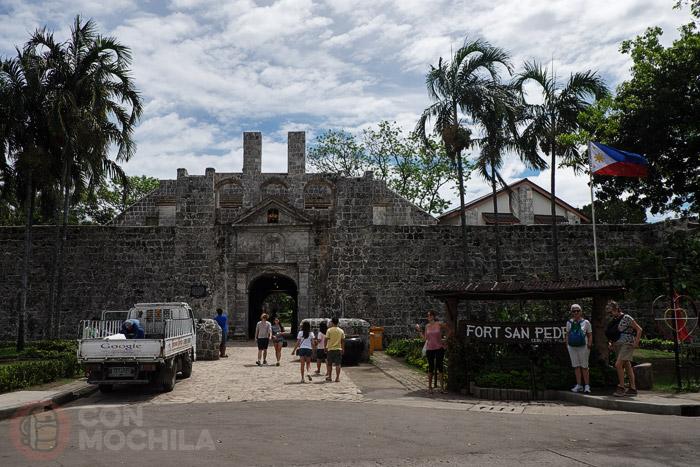 De visita por Cebu con mi madre