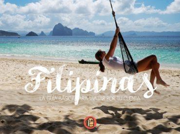 La más completa guía de viaje a Filipinas de mochilero o por tu cuenta