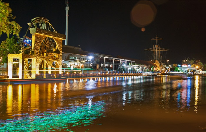 Itinerario de viaje a Malasia: Las noches junto al río en Malaca