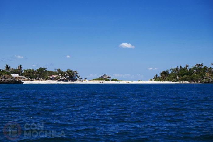 Playas del norte de la isla