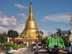 Bago con mochila, la ciudad birmana repleta de templos