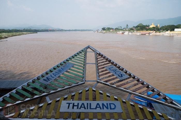 Frontera Birmania-Tailandia-Laos
