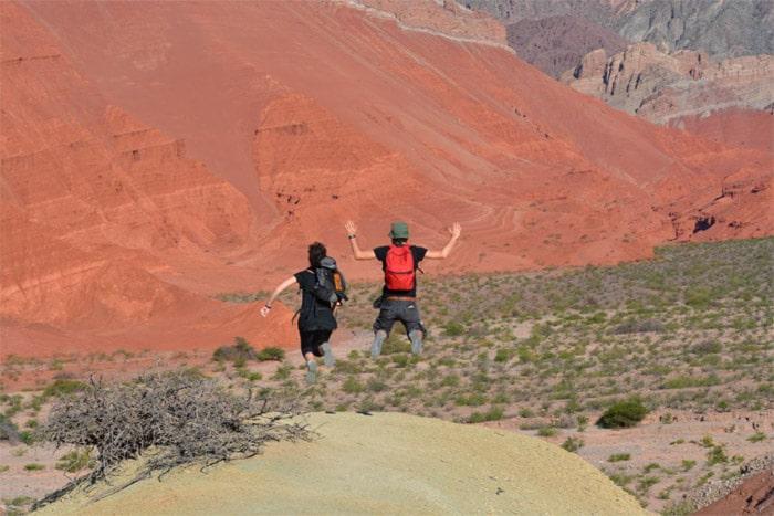 Itinerario de viaje a Argentina: Por el noroeste de Argentina