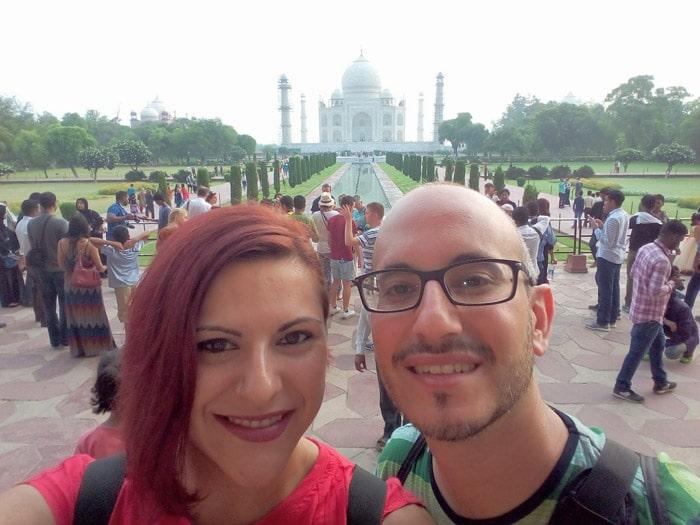 Itinerario de viaje a India: Taj Mahal, ¡un sueño hecho realidad!