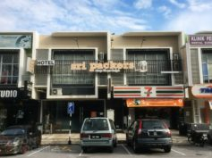 Sri Packers Hotel, cerca del aeropuerto KLIA de Kuala Lumpur