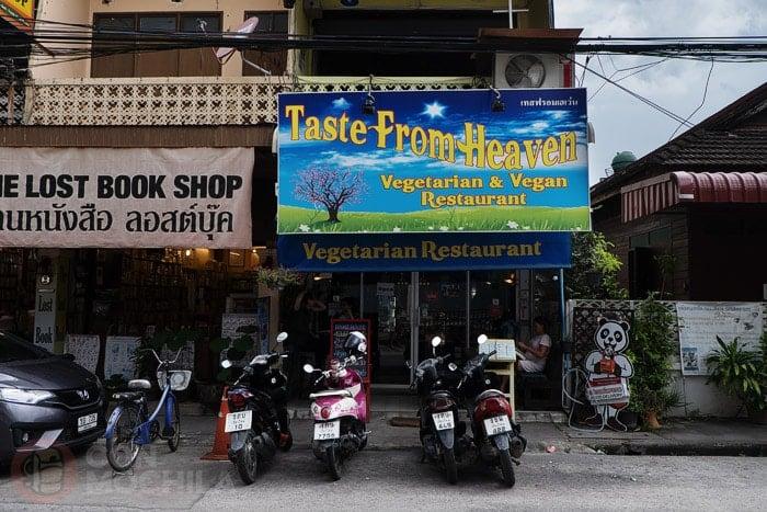Taste from heaven restaurant