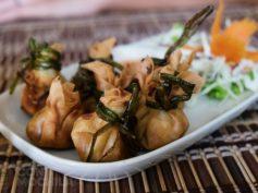 Taste from heaven, restaurante vegetariano en Chiang Mai