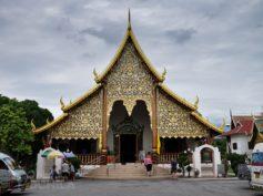 Wat Chiang Man, el templo más antiguo de Chiang Mai