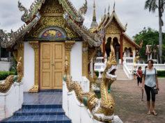 Wat Pan Ping, pequeño templo para escapar de la multitud