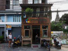 Imm Aim Vegetarian Café, restaurante en Chiang Mai
