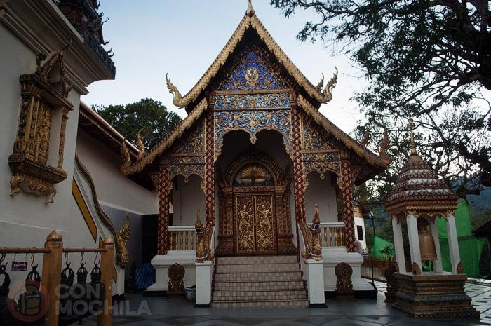 Primera zona del templo