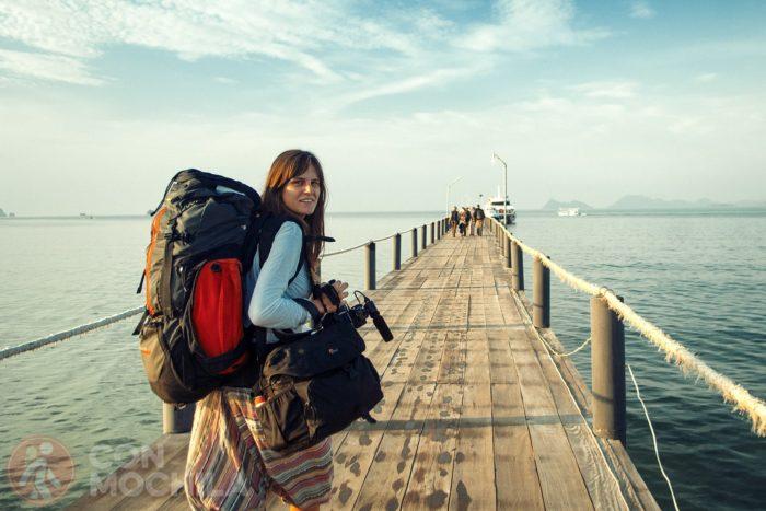 ¿Preparado para tu primer viaje de mochilero?