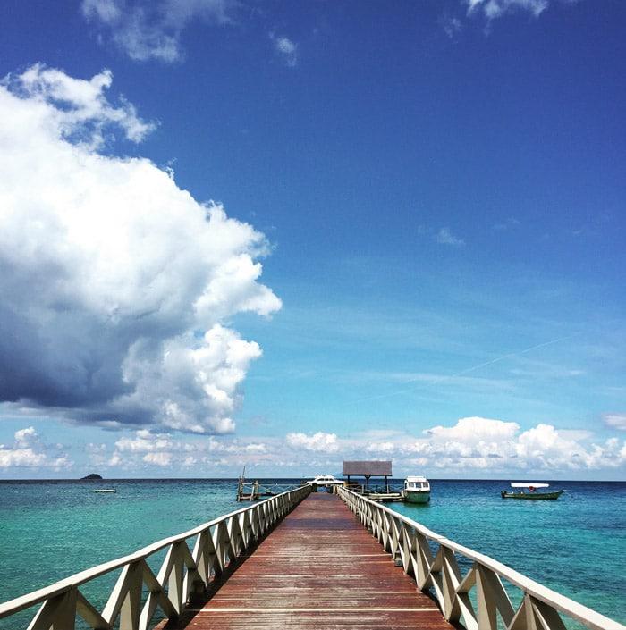 Itinerario de viaje a Malasia y Singapur: La preciosa Tioman