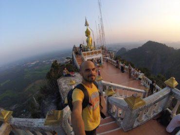 Itinerario de viaje a Tailandia en 22 días de Raúl