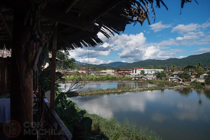 Taidam guesthouse, alojamiento con vistas en Luang Namtha