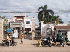 Cómo sacarse el visado de Tailandia en Vientiane de un día para otro