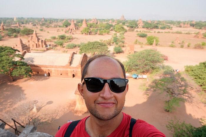 Itinerario de viaje a Myanmar: En los templos de Bagan