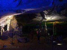Kong Lor, una cueva con río subterráneo de siete kilómetros en Laos