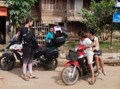 Ruta en moto por Laos: todas las etapas de Huay Xai a Savannakhet