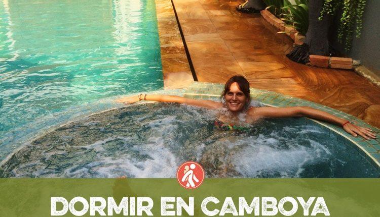 DORMIR EN CAMBOYA