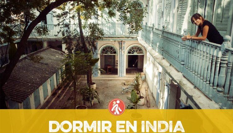 DORMIR EN INDIA
