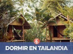 Dónde dormir en Tailandia: guesthouse y hoteles recomendados