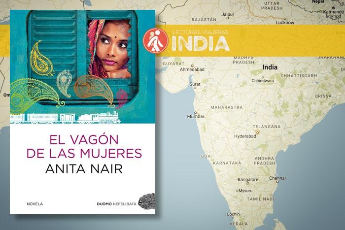 El vagón de las mujeres, de Anita Nair
