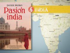 Pasión india, de Javier Moro