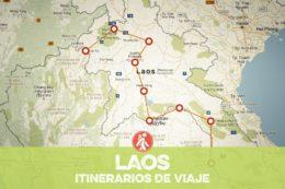 ITINERARIOS DE VIAJE A LAOS