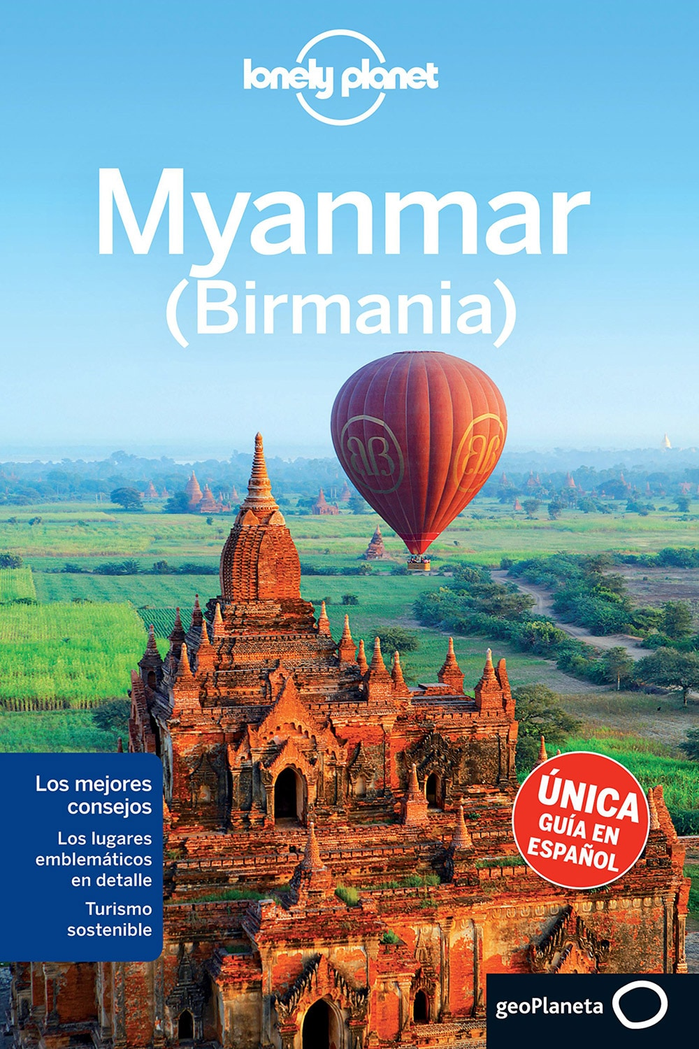 Myanmar Lonely Planet