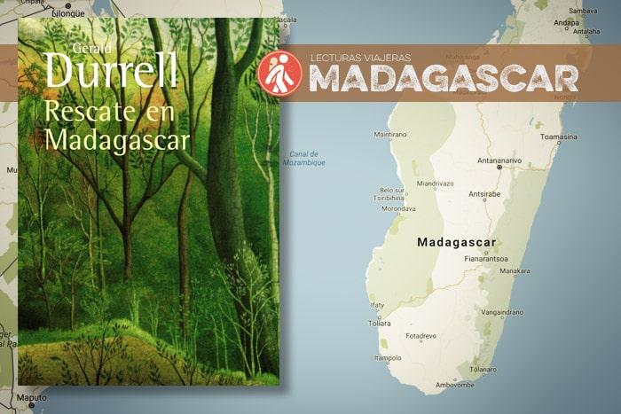 Rescate en Madagascar, de Gerald Durrell