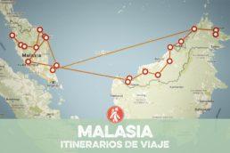 ITINERARIOS DE VIAJE A MALASIA