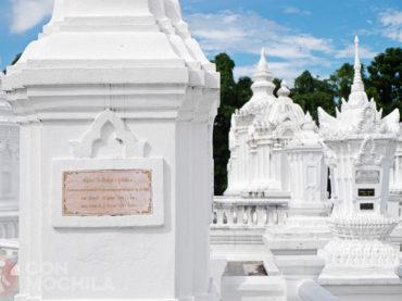 Wat Suan Dok, visita al templo del jardín de las flores