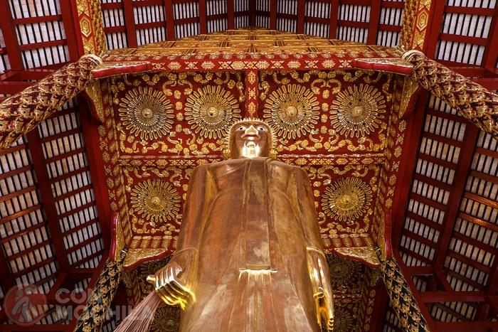 Altar de detrás