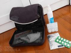 Botiquín para viajes: cómo prepararlo y qué llevar en él