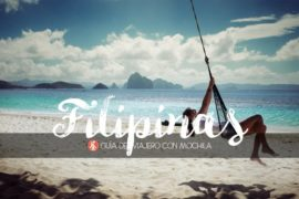 Guía de viaje a Filipinas para viajar por tu cuenta