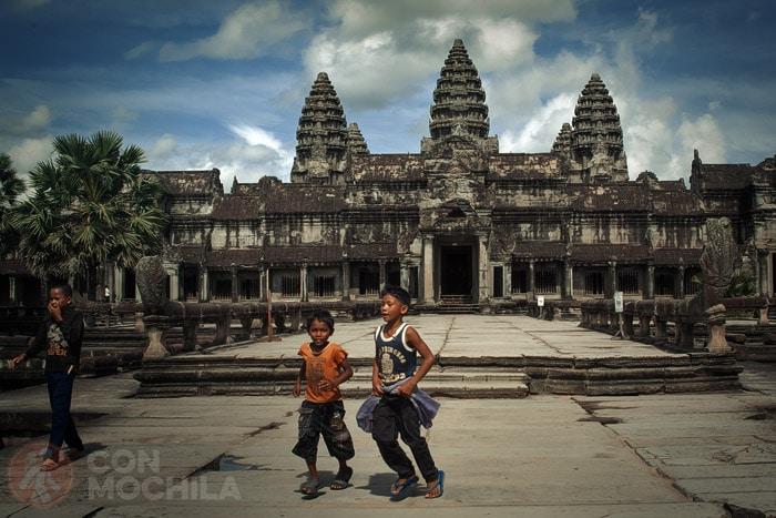 Templos de Angkor: Angkor Wat