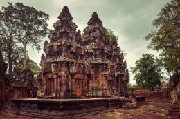 Templos de Angkor: Banteay Srei