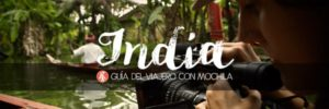 GUÍA DE VIAJE A INDIA PARA MOCHILEROS