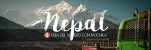 GUÍA DE VIAJE A NEPAL PARA MOCHILEROS