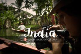 Guía de viaje a India de mochilero o por tu cuenta