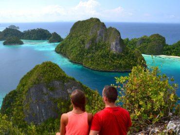 Itinerario de viaje a Indonesia en 31 días de Gloria y Sergio