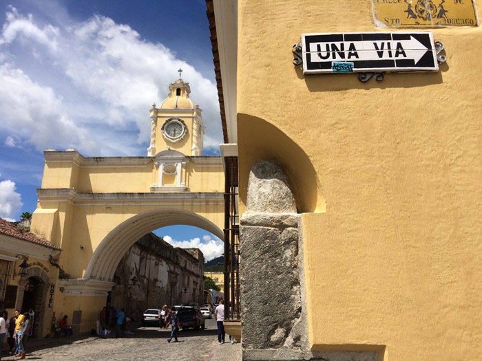 Itinerario de viaje a Guatemala y Belize: Antigua, Guatemala