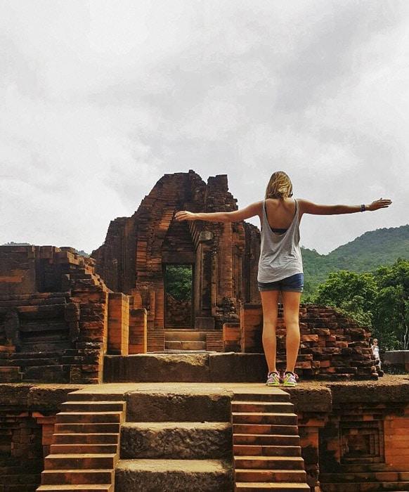 Itinerario de viaje a Vietnam y Camboya: My Son