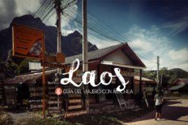 Guía de viaje a Laos de mochilero o por tu cuenta